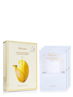 Маска для лица JMsolution Lacto Saccharomyces Golden Rice Mask