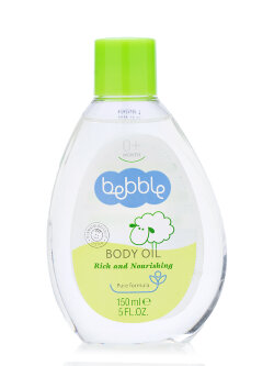 Масло для детей Bebble Body Oil Rich and Nourishing