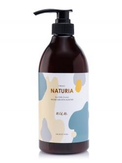 Гель для душа Naturia Creamy Milk Body Wash Milk Me