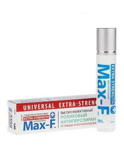 Антиперспирант Max-F Universal Extra-Strength