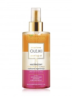 Bielenda Sensual Body Oils Трехфазное масло