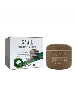 Крем для лица Cellio AnyVera Snail Firming Cream
