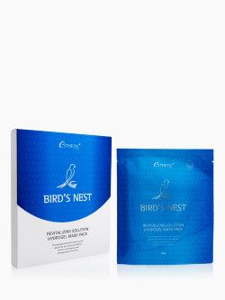 Маска для лица Esthetic House Bird`s Nest Revitalizing Solution Hydrogel Mask Pack