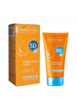 Bielenda Sun Care Protective Face Cream SPF 50