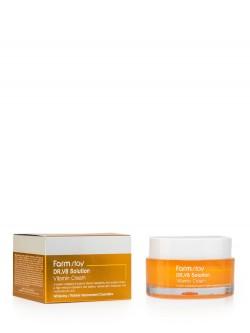 Крем для лица FarmStay Dr.V8 Solution Vitamin Cream