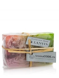 Парфюмерное мыло Фруктово-Цветочное