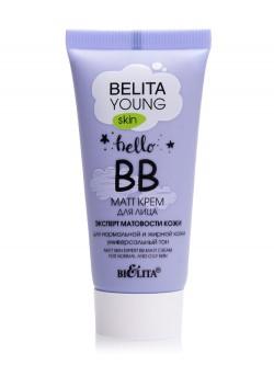 Тональный крем Bielita Belita Young Skin Hello BB