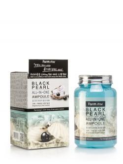 Сыворотка для лица FarmStay Black Pearl All-In-One Ampoule