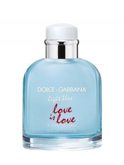 Dolce & Gabbana Light Blue Love Is Love Men