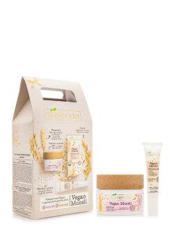 Косметический набор Bielenda Vegan Muesli Cream