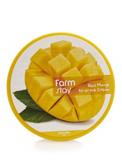 Крем для лица и тела FarmStay Real Mango All-In-One Cream