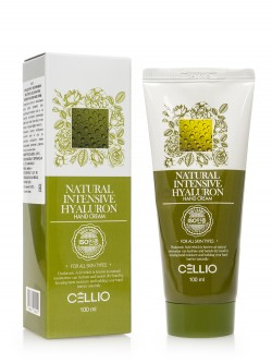Крем для рук Cellio Intensive Hyaluron Hand Cream