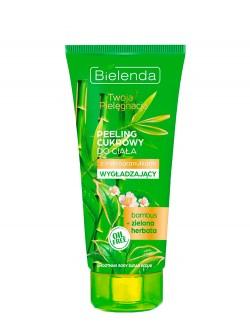 Скраб для тела Bielenda Personal Care Бамбук + Зеленый чай