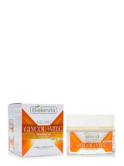 Крем для лица Bielenda Neuro Glycol+Vit.C Moisturizing Face Cream Day SPF 20
