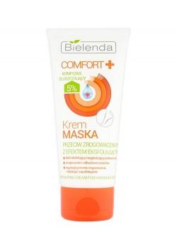 Крем-маска для ног Bielenda Comfort+