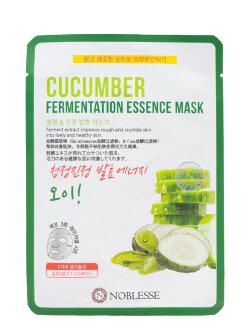 Маска для лица Noblesse Cucumber Fermentation Essence Mask