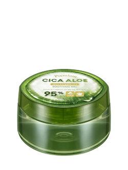 Гель для тела успокаивающий Missha Premium Cica Aloe Sooting Gel