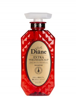 Шампунь для волос Moist Diane Extra Volume & Scalp Shampoo