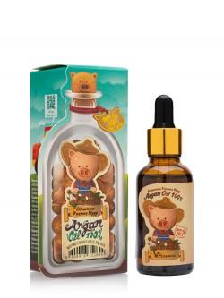 Масло для лица, волос и тела Elizavecca Farmer Piggy Argan Oil 100%