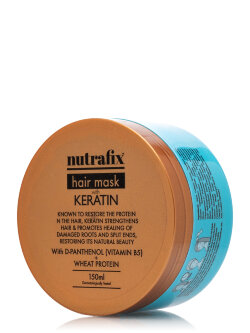 Маска для волос Nutrafix Hair Mask With Keratin