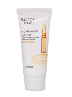 Пенка для умывания Images Nicotinamide Ampoule Cleanser