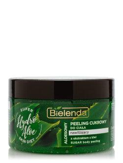 Скраб для тела Bielenda Super Skin Diet Hydro Aloe