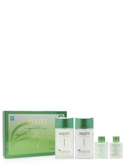 Косметический набор Jigott Well-Being Green Tea Homme Skin Care 2 Set