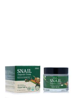 Крем для лица Ekel Snail Ampoule Cream