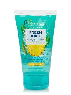 Скраб для лица Bielenda Micellar Care Fresh Juice Face Peeling Ананас