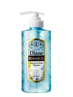 Шампунь для волос Moist Diane Botanical Refresh & Moist Shampoo