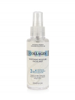 Enough Collagen Whitening Moisture Facial Mist 3 in 1 Дымка для лица