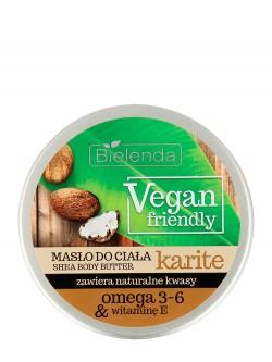 Масло для тела Bielenda Vegan Friendly Карите