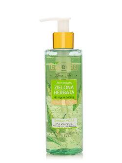 Мицеллярный гель для умывания Bielenda Purifying Green Tea Micellar Gel