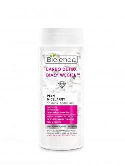 Мицеллярная вода Bielenda Carbo Detox белый уголь