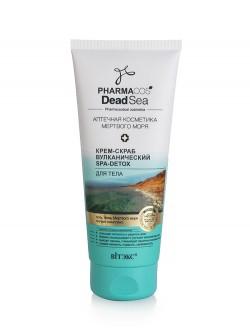 Крем-скраб для тела Витэкс Pharmacos Dead Sea SPA-Detox