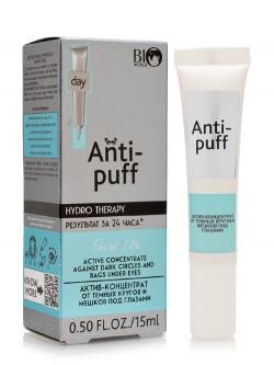 Актив-концентрат Bio World Secret Life Hydro Therapy Anti-Puff Day