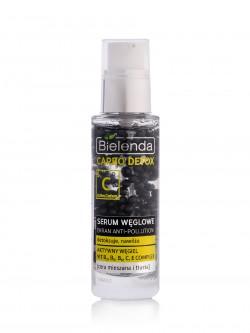 Сыворотка для лица Bielenda Carbo Detox Угольная детокс