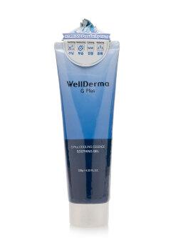 Гель для лица и тела WellDerma G Plus Cooling Essence Soothing Gel