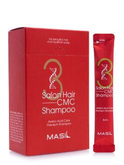 Шампунь для волос Masil 3 Salon Hair CMC Shampoo Travel Kit