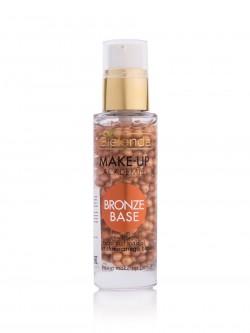 "Бронзирующая база под макияж Bielenda Make-Up Academie ""Bronze Base"""