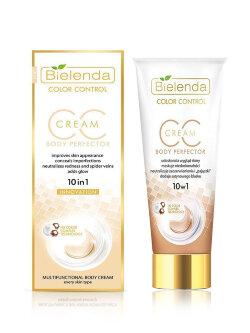 Тональный CC Крем Bielenda Color Control Body Perfector CC Cream