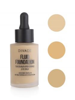 Тональный крем Divage Fluid Foundation