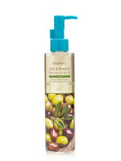 Масло для тела Deoproce Soft & Smooth Moisture Body Oil Olive
