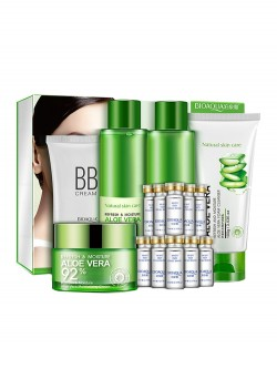 Набор Bioaqua Refresh & Moisture 92% Aloe Vera 15 Set