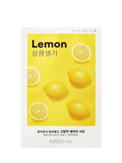 Маска для лица Missha Airy Fit Sheet Mas Lemon
