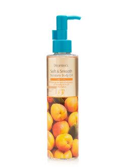 Масло для тела Deoproce Soft & Smooth Moisture Body Oil Apricot