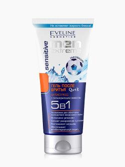 Гель после бритья Eveline Men Extreme Q10+R Sensitive