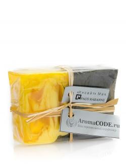 Парфюмерное мыло Древесно-Ориентальное