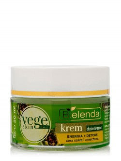 Крем для лица Bielenda Vege Skin Diet With Phytonutrients From Green Vegetables + Prebiotic