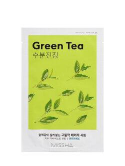 Маска для лица Missha Airy Fit Sheet Mask Green Tea